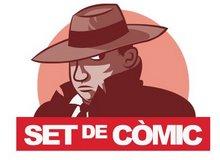 Set de Còmic. Imagen gráfica