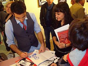Exposición sobre Salvador Espín