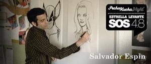 Salvador Es`pín en PKN Murcia. Clic para ver a mayor tamaño