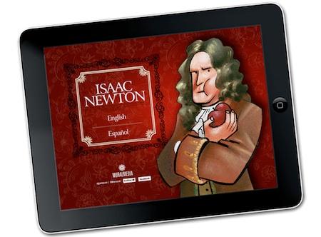 Isaac Newton App