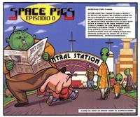 Space pigs. Clic para ver a mayor tamaño