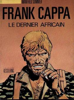 Frank Cappa, su personaje más conocido